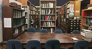 [Picture of the UF Herbarium Library]