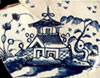 Chinoiserie design motif example