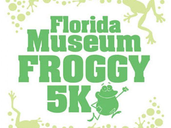 Froggy 5K card