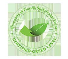UF Sustainable seal