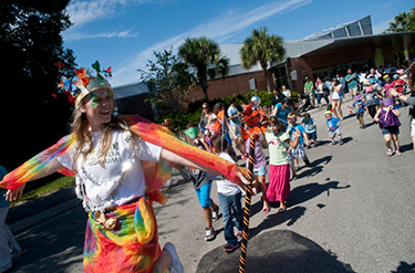 ButterflyFest parade