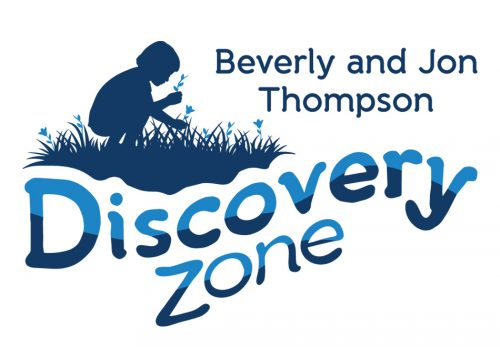 Discovery Zone, half header