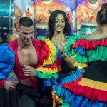 Viva Museum event dancers