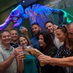 Drink with the Extinct, half header