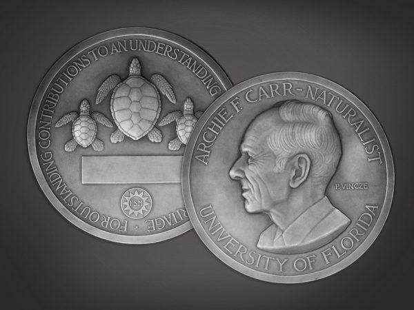 Carr medal, half header