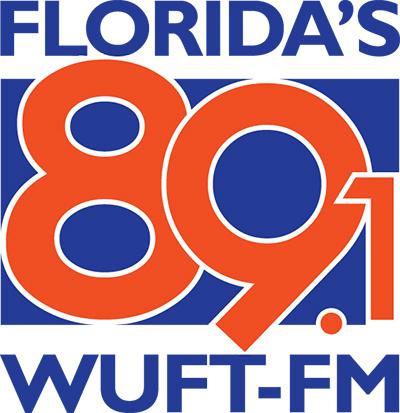 WUFT-FM logo