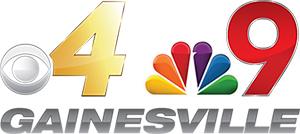 CBS NBC Gainesville logo