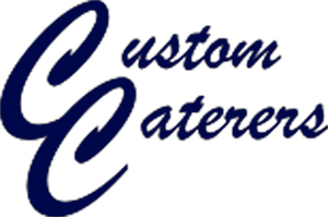 Custom Caters logo