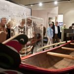 Canoes exhibit