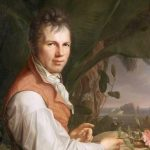 painting of Alexander von Humboldt