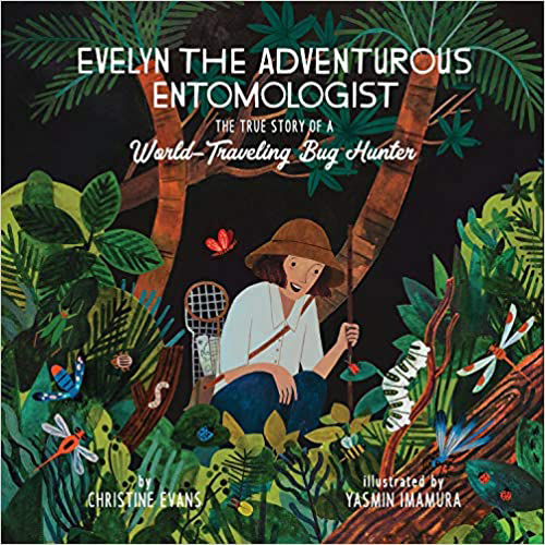 evelyn the entomologist cover