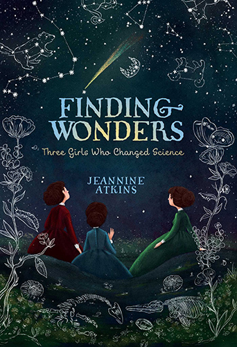 finding wonders cover