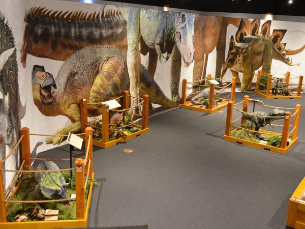 models of baby dinosaurs