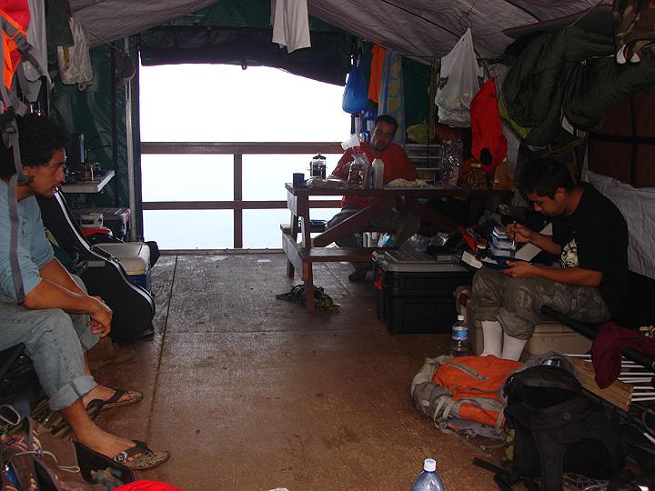 camp living quarters