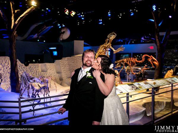 Jeanine & Brooks' March 2013 Wedding