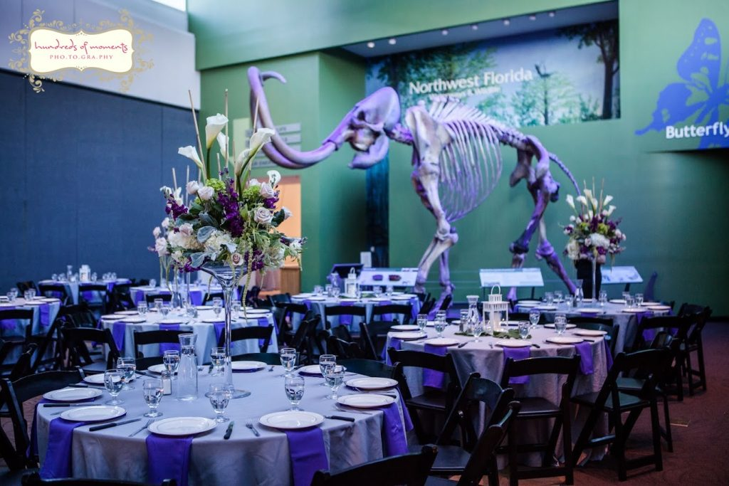 mammoth fossil and event tables