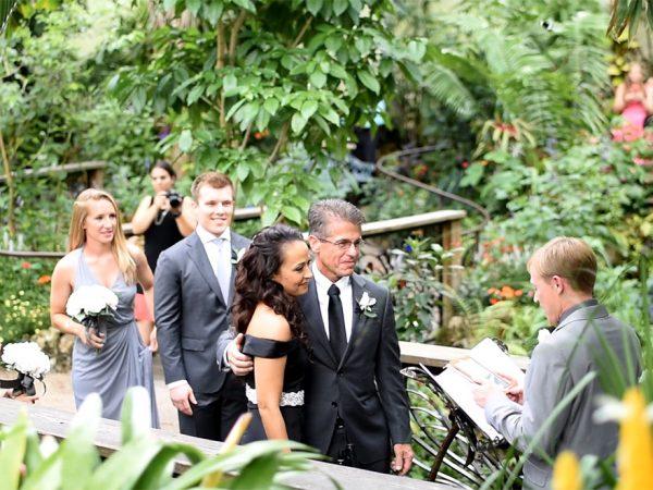 Laura & Damon wedding, June 2016
