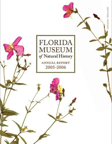 Annual Report 2005-2006 cover