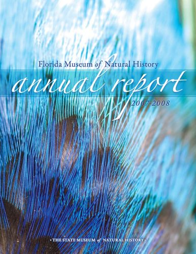 Annual Report 2007-2008 cover
