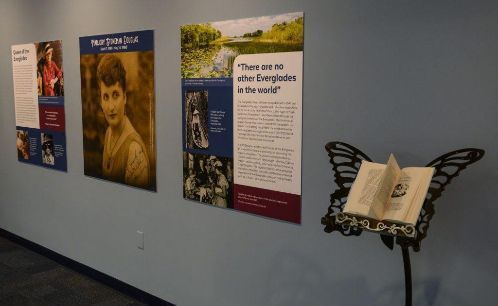 Photo of museum exhibit
