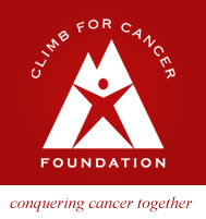 Climb for Cancer Foundation logo