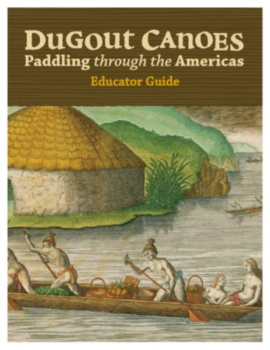 Dugout Canoes Educator Guide cover