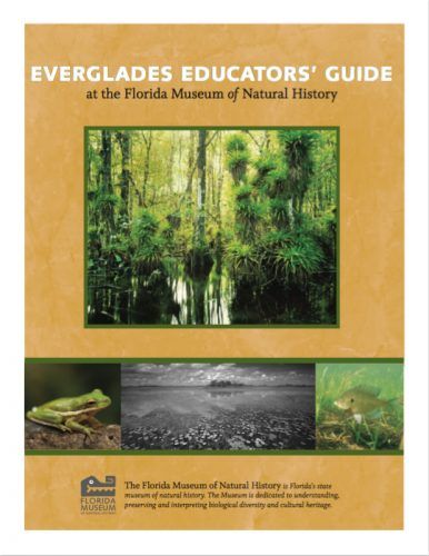 ForEverglades Educators Guide cover