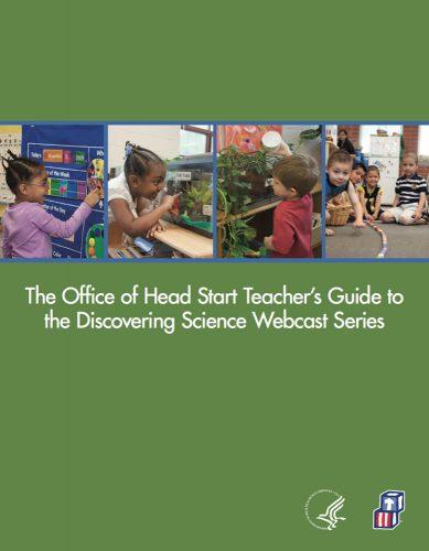 Head Start Teachers Guide cover