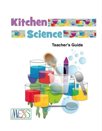 MESS Kitchen Science Guide cover