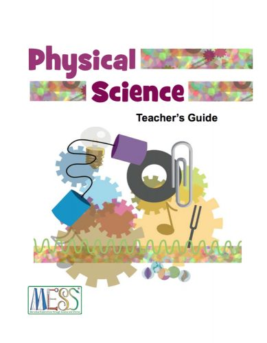 MESS Physical Science Guide cover
