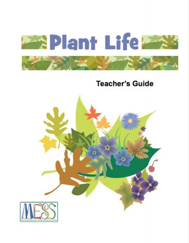 MESS Plant Life Guide cover