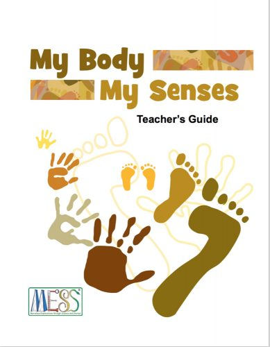 MESS My Body My Senses Guide cover
