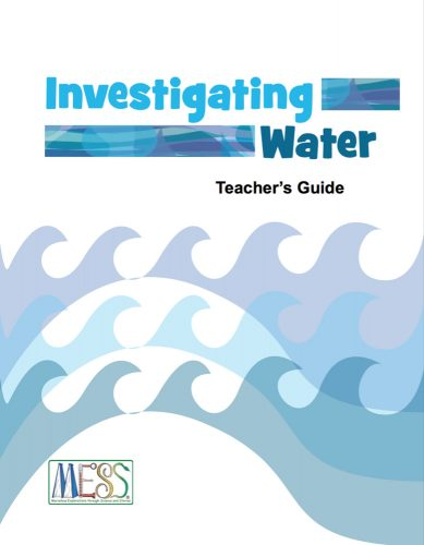 MESS Water Guide cover