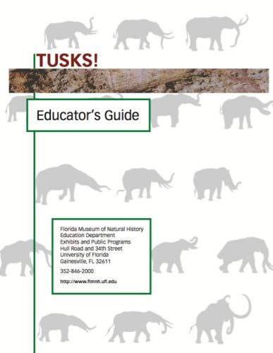 Tusks Educator Guide cover