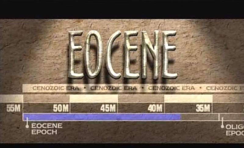 Eocene Epoch video