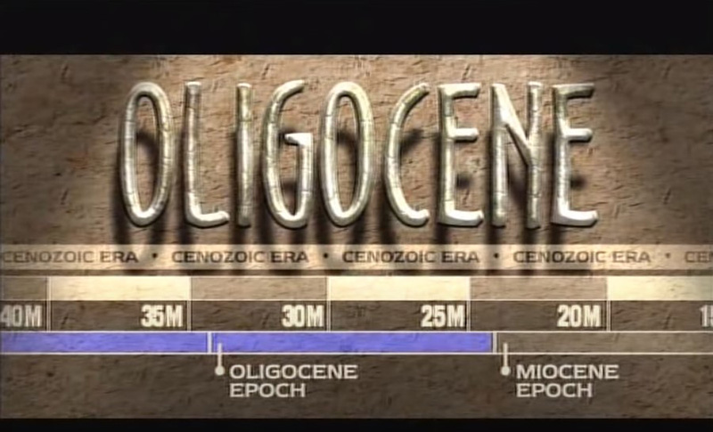 Oligocene Epoch video