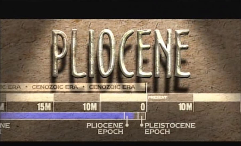 Pliocene Epoch video