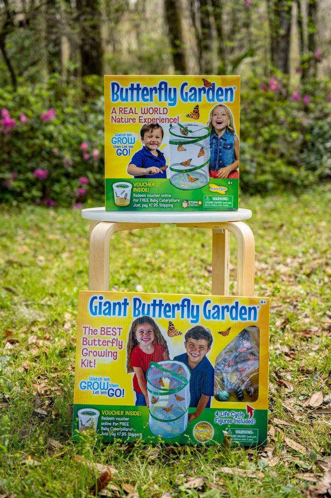 Butterfly garden kits for kids