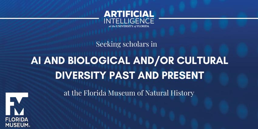 AI and Bio/Cultural Diversity banner