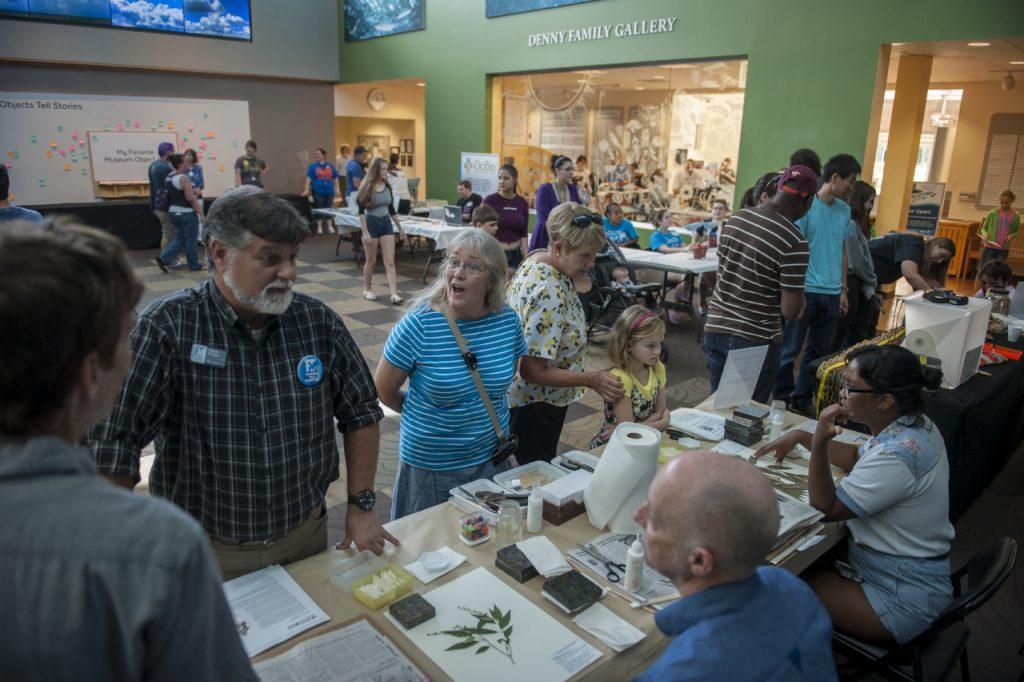 Herbarium outreach
