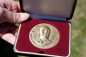 Smithsonian Institution's Medal for Excellence