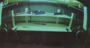 Ultraviolet chamber