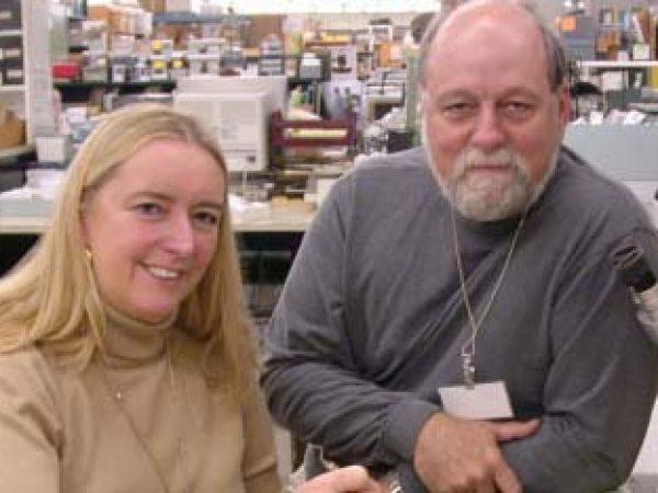 Donna Ruhl & Irv Quitmyer