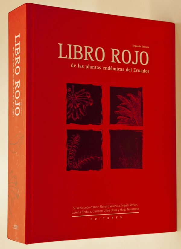 "The ""Red Book of Endemic Plants of Ecuador"""