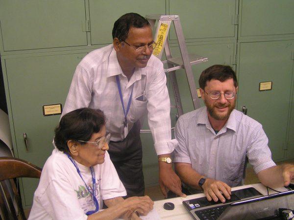 Shyamala Chitaley, Dashrath Kapgate, and Steven Manchester