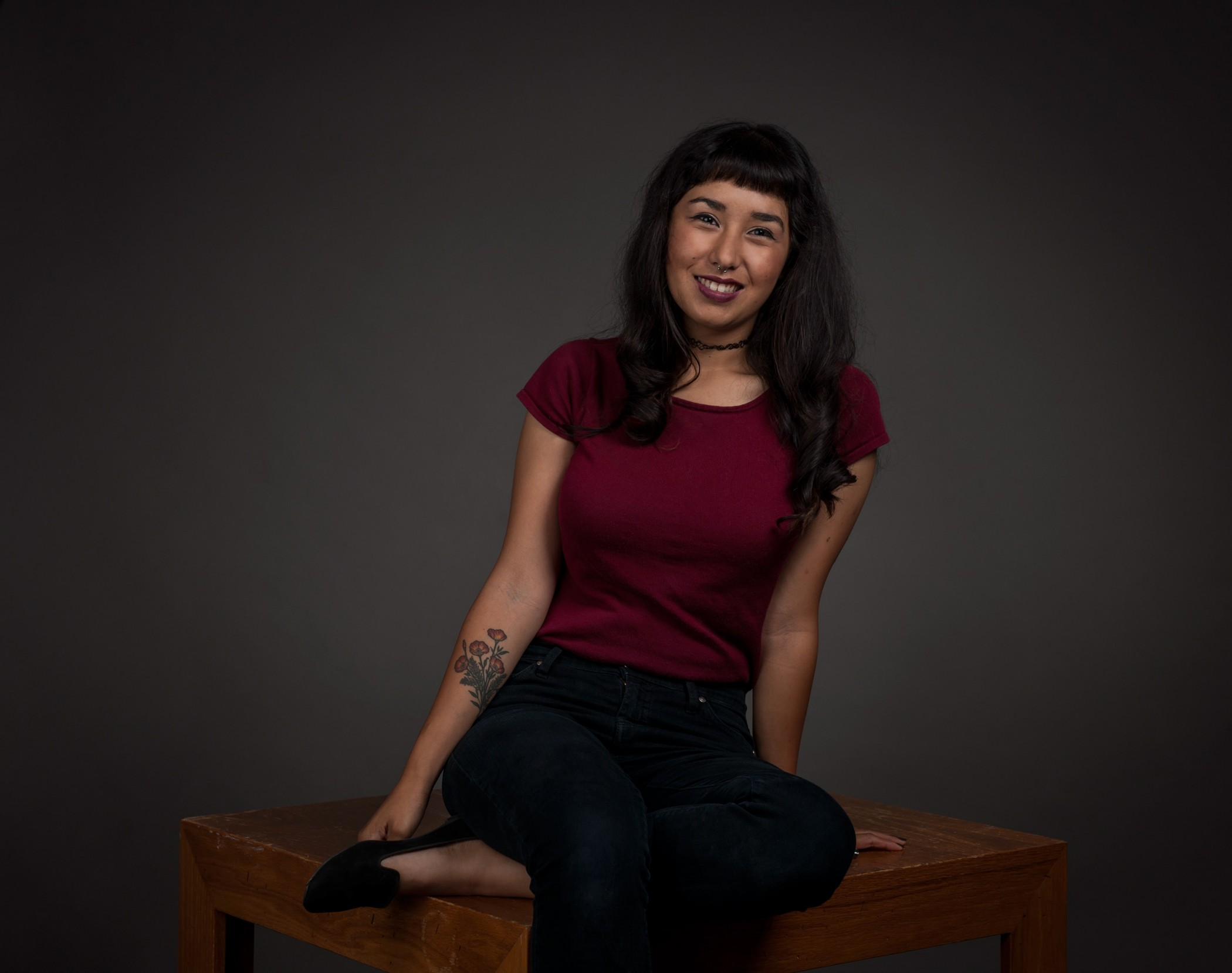 Michelle Barboza portrait