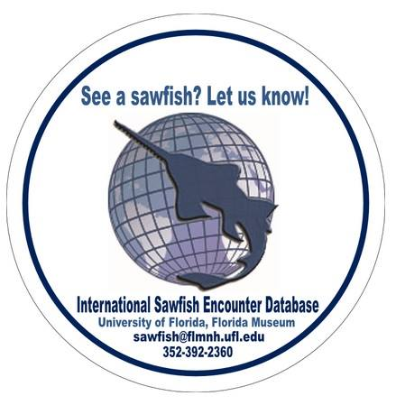 International Sawfish Encounter Database logo
