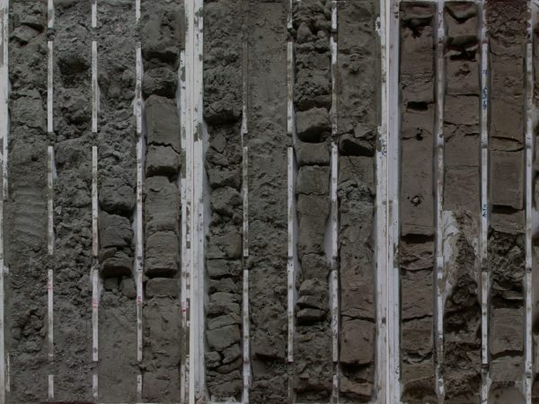 bars of sediment