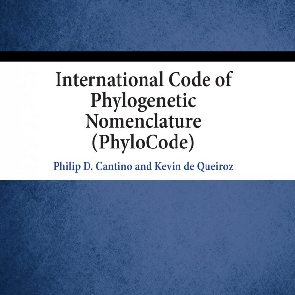 PhyloCode book cover
