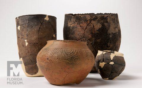 Swift Creek Pottery